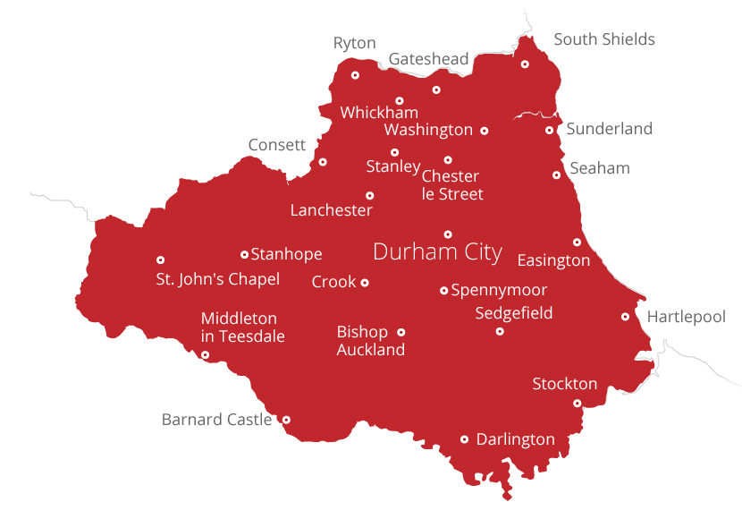 Durham At War Mapping The Story Of County Durham And Its People In
